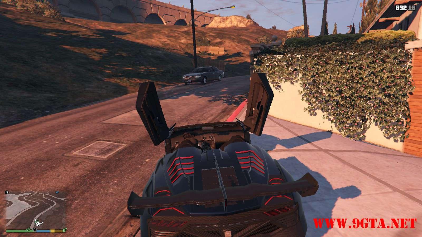 Pegassi Zentorno Roadster GTA5 Mods (21)