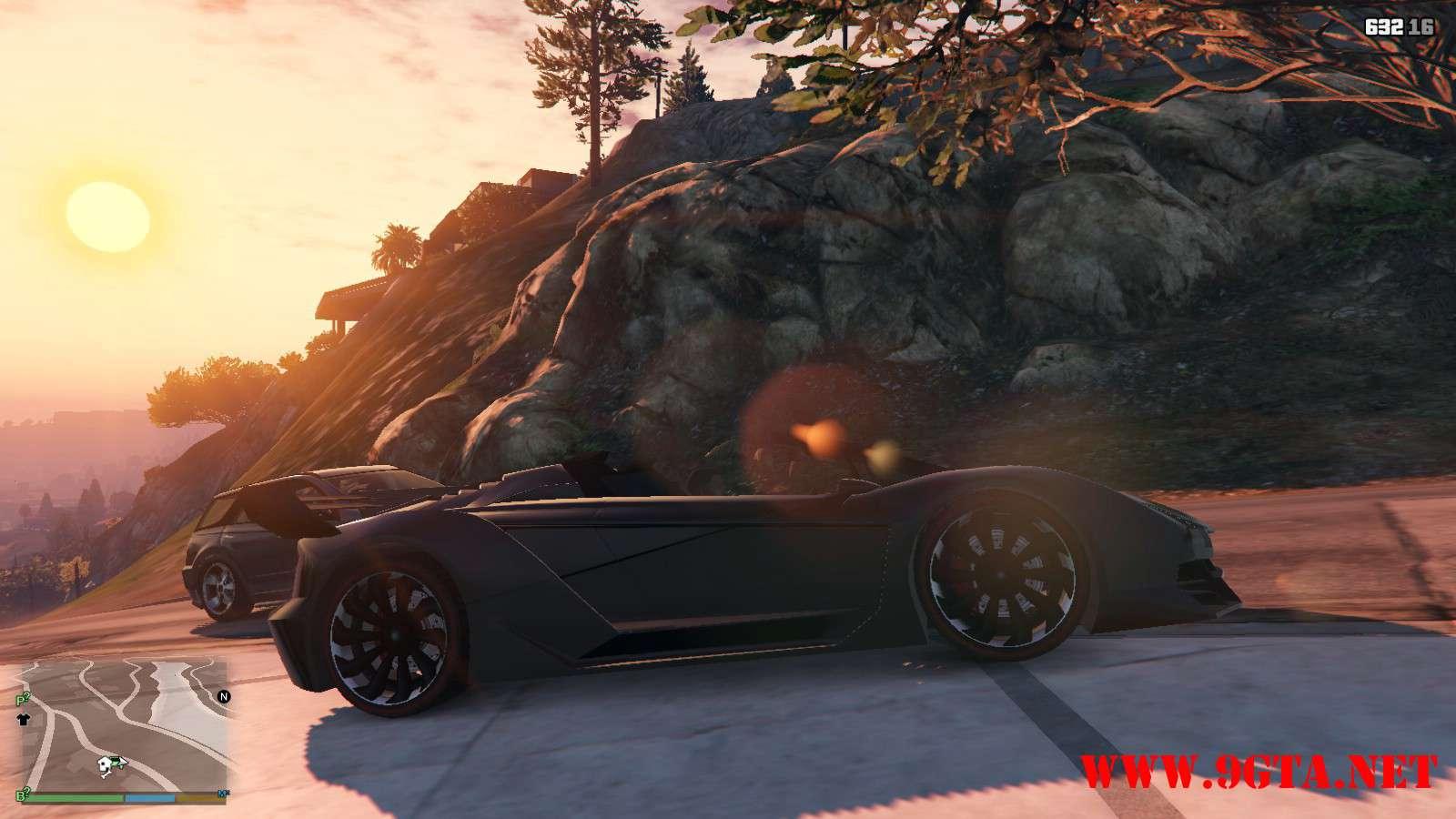 Pegassi Zentorno Roadster GTA5 Mods (4)