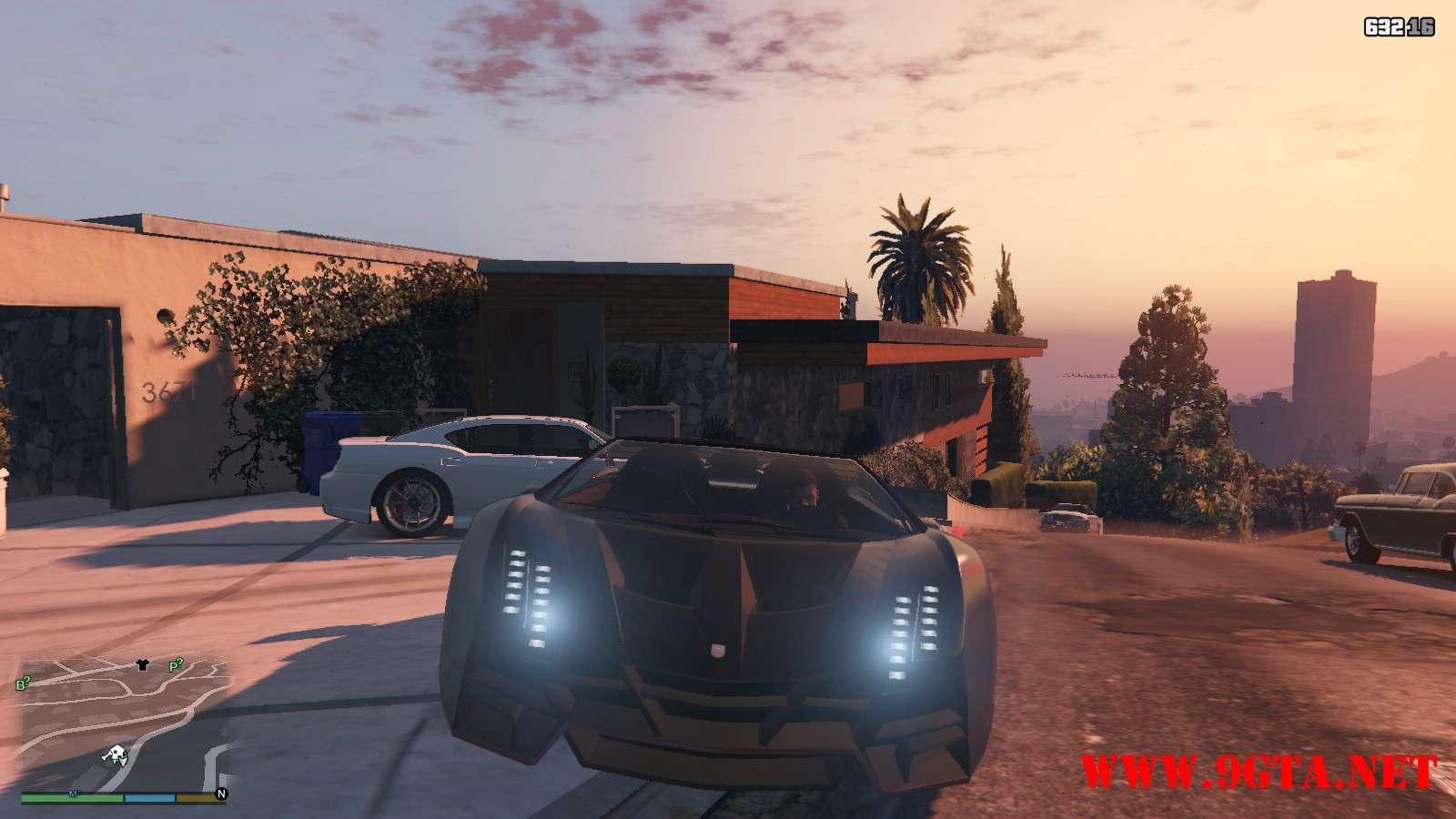 Pegassi Zentorno Roadster GTA5 Mods (6)