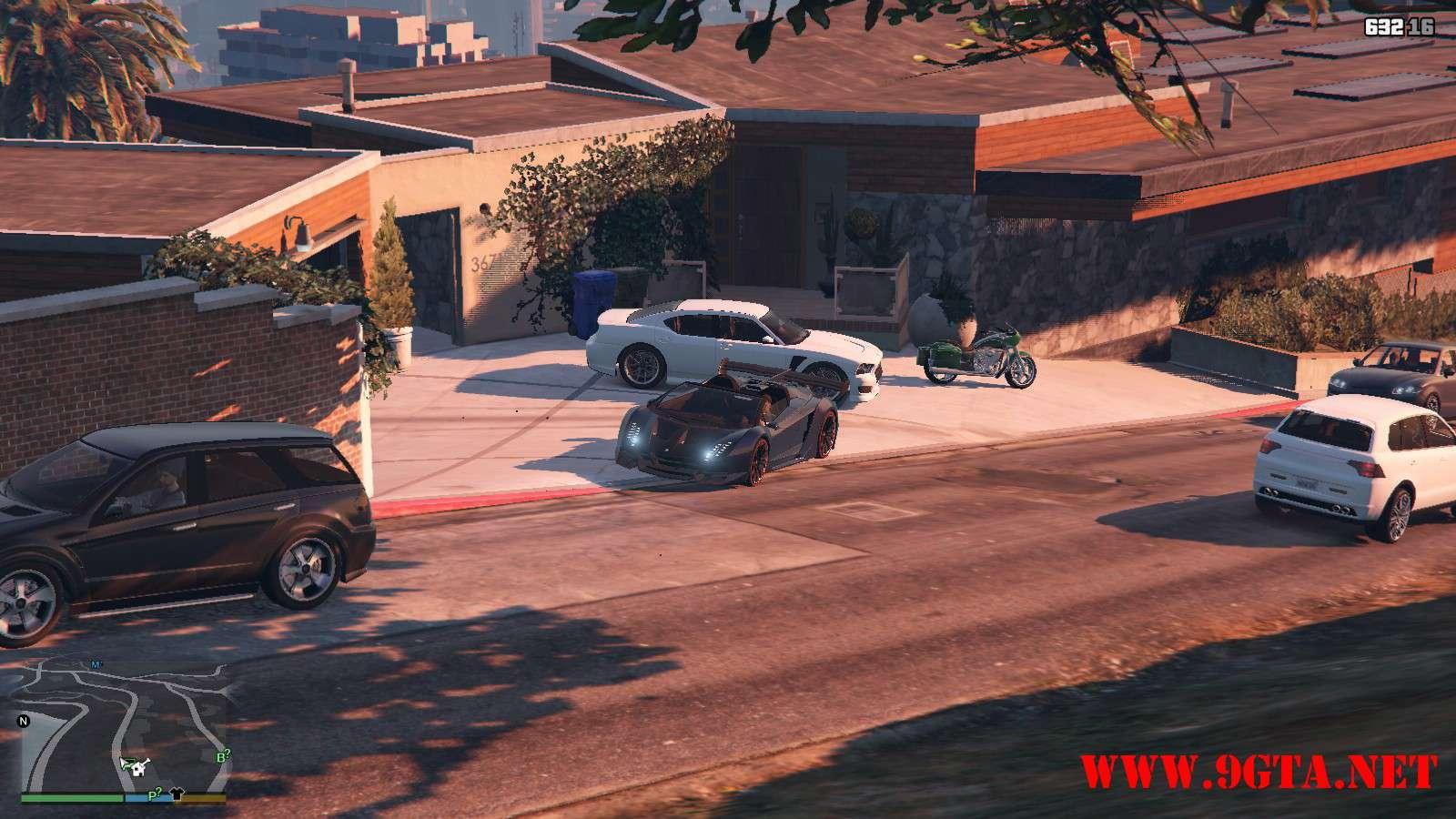 Pegassi Zentorno Roadster GTA5 Mods (9)