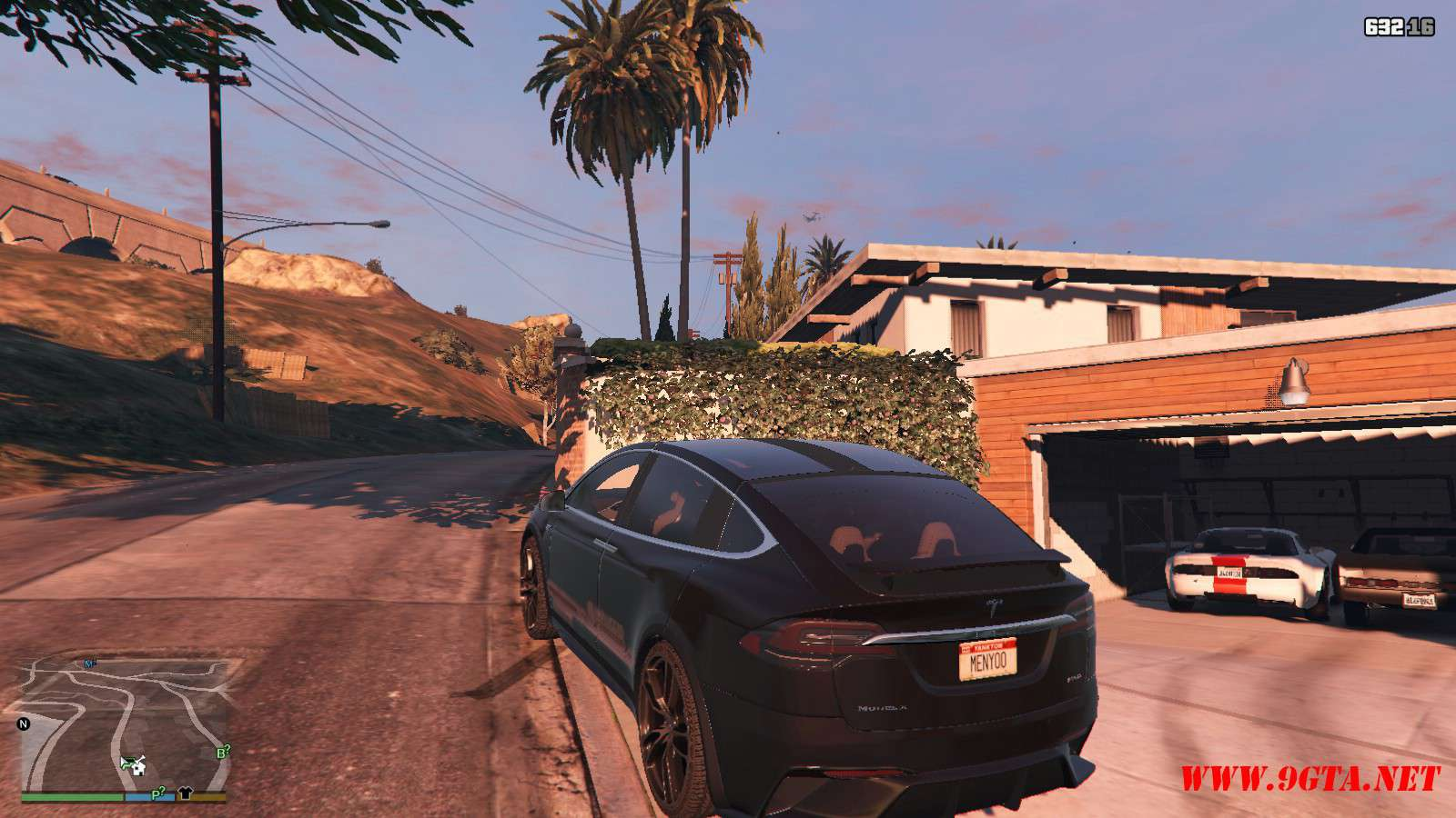 Tesla Model X Unplugged Performance GTA5 Mods (3)