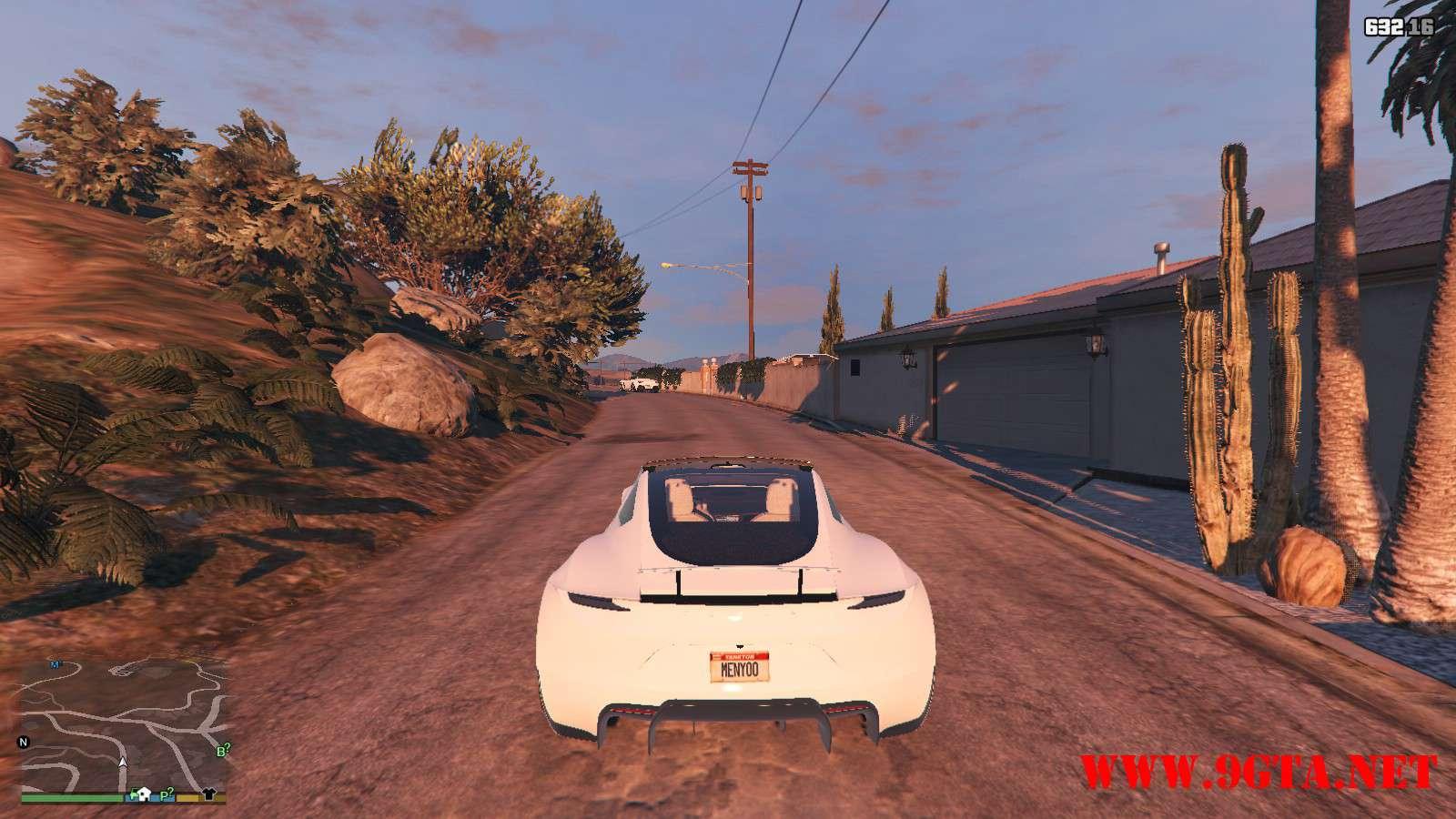 Tesla Roadster 2020 GTA5 Mods (15)