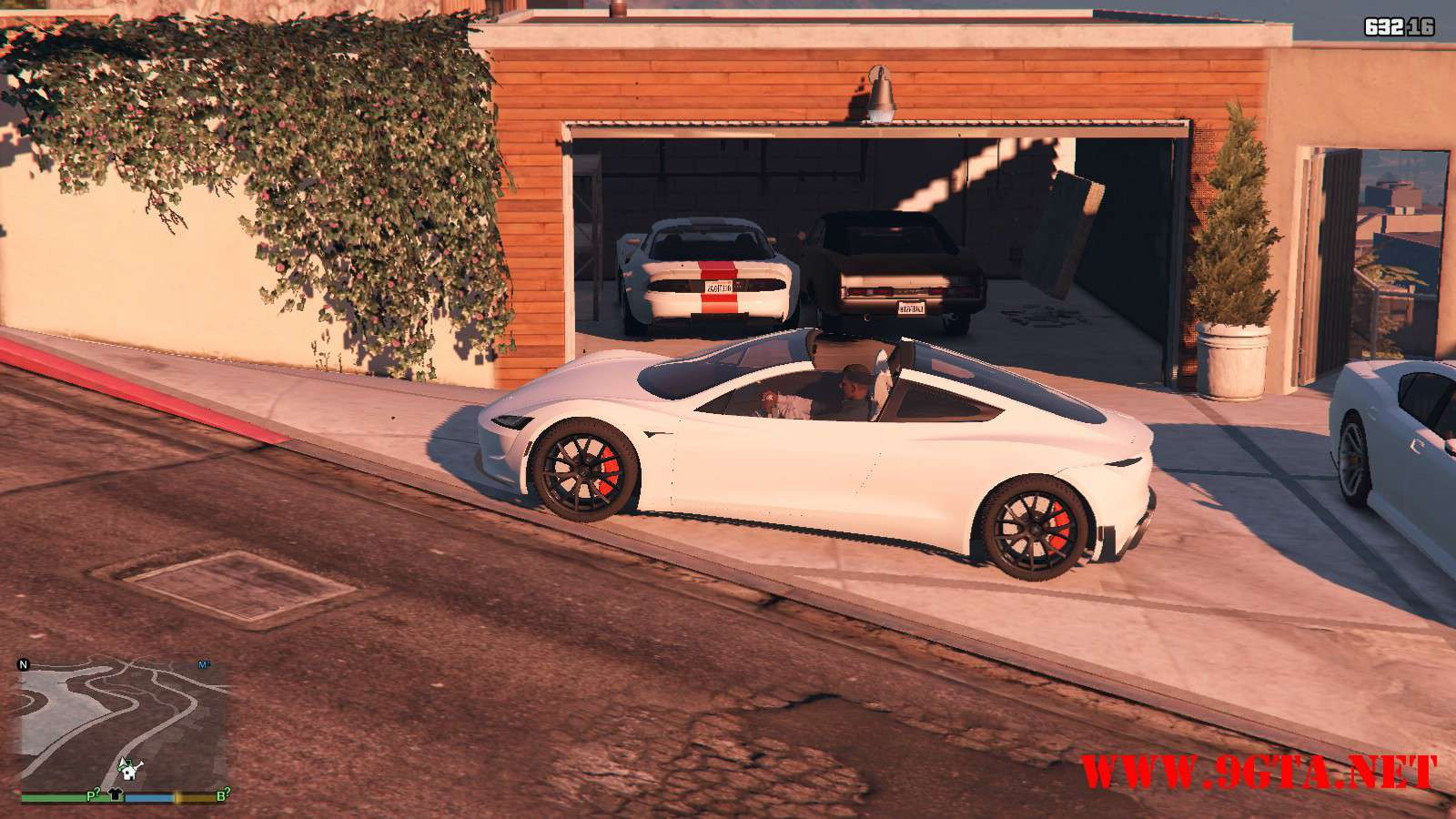 Tesla Roadster 2020 GTA5 Mods (7)