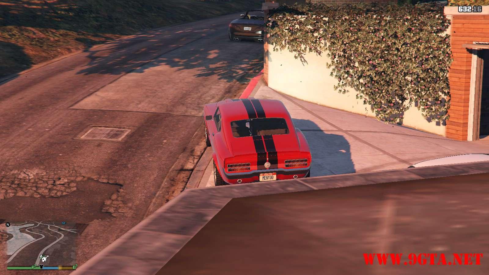 Vapid Dominator Classic GTA5 Mods (10)