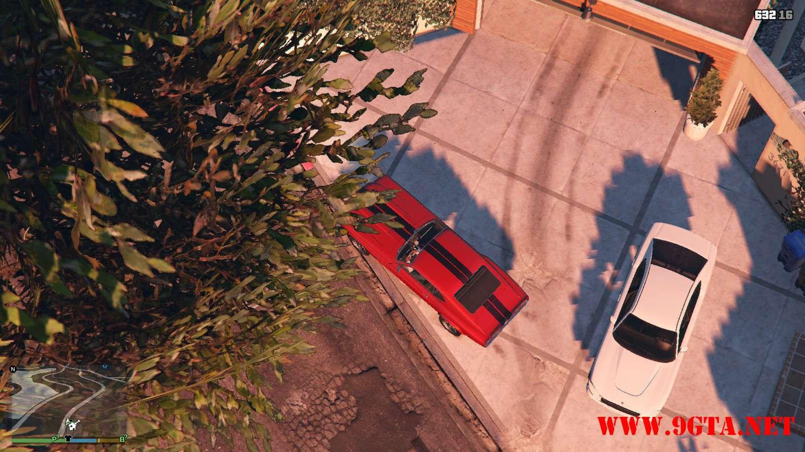 Vapid Dominator Classic GTA5 Mods (11)
