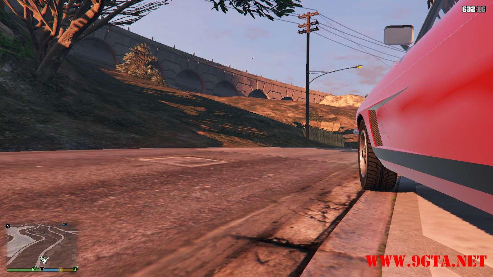 Vapid Dominator Classic GTA5 Mods (12)