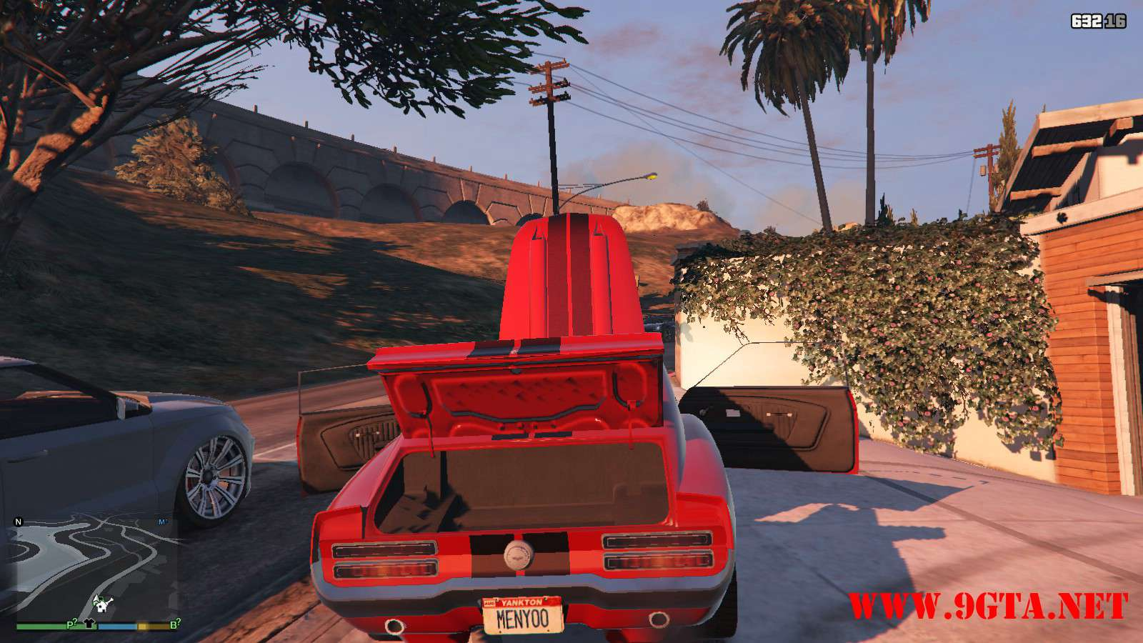 Vapid Dominator Classic GTA5 Mods (18)