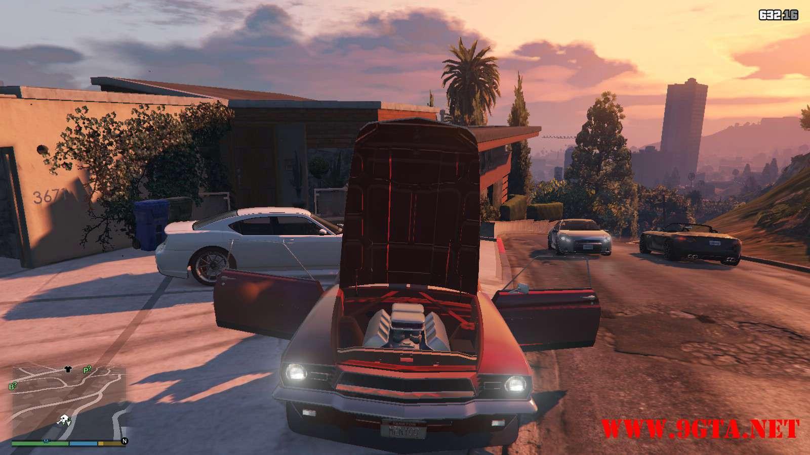 Vapid Dominator Classic GTA5 Mods (20)