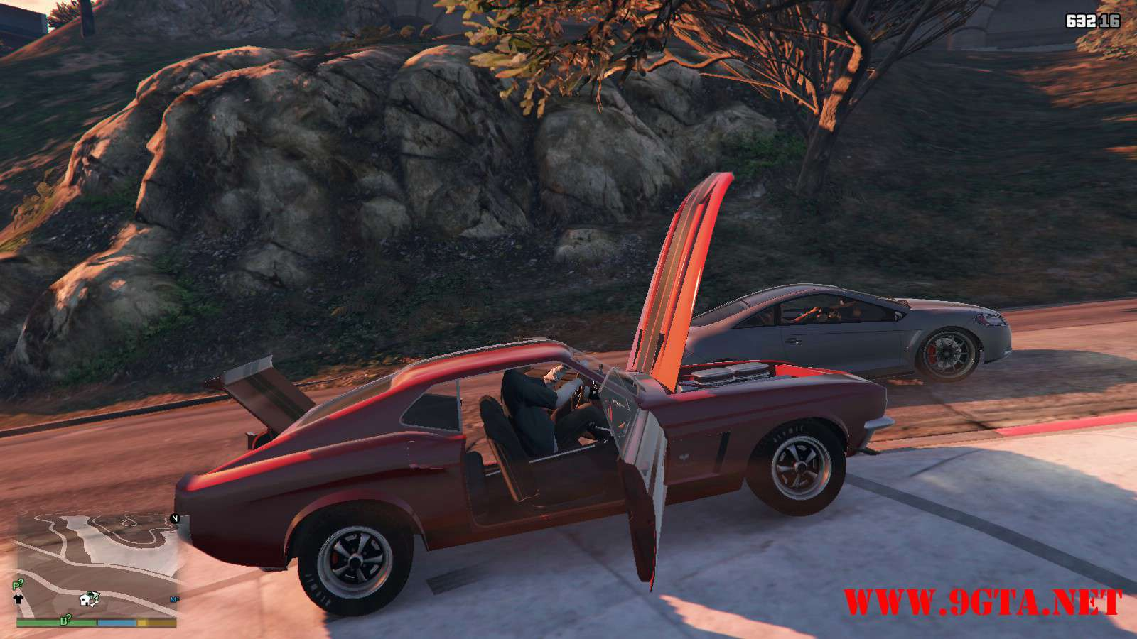 Vapid Dominator Classic GTA5 Mods (21)