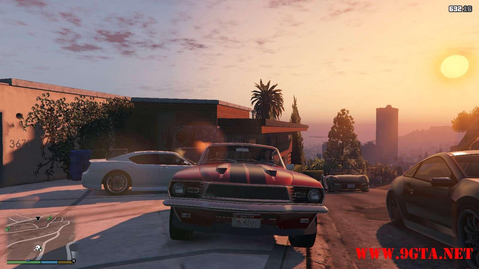 Vapid Dominator Classic GTA5 Mods (5)