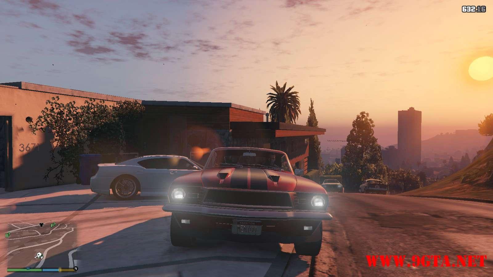 Vapid Dominator Classic GTA5 Mods (6)