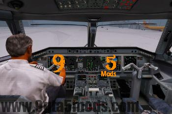 Embraer E Jets 190 [Replace] 3.0 GTA 5 Vehicles 10