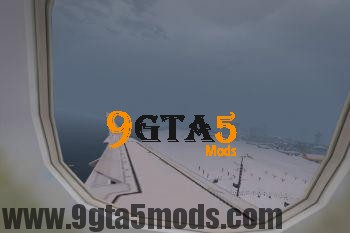 Embraer E Jets 190 [Replace] 3.0 GTA 5 Vehicles 8