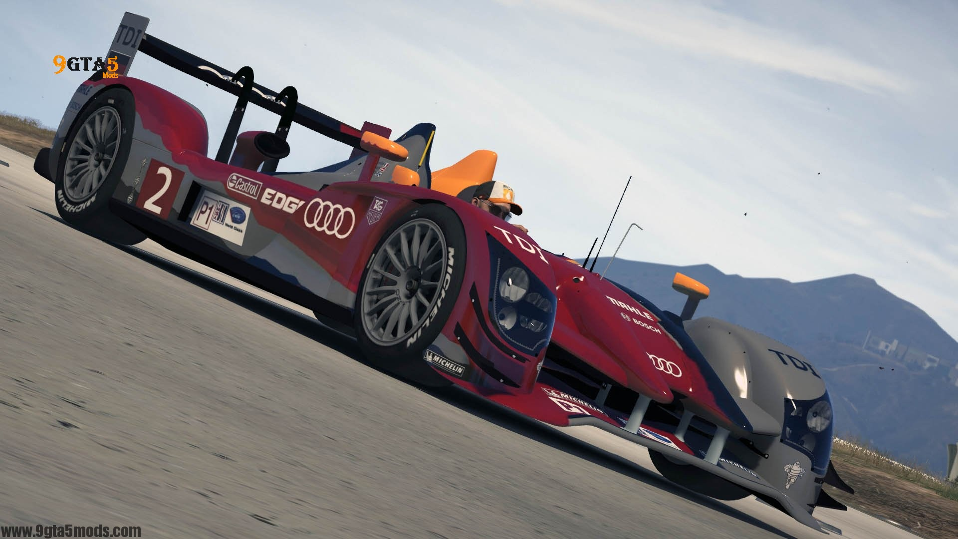 2011 Audi #2 Audi Sport Team Joest R15++ TDI | GTA 5 Vehicles 5