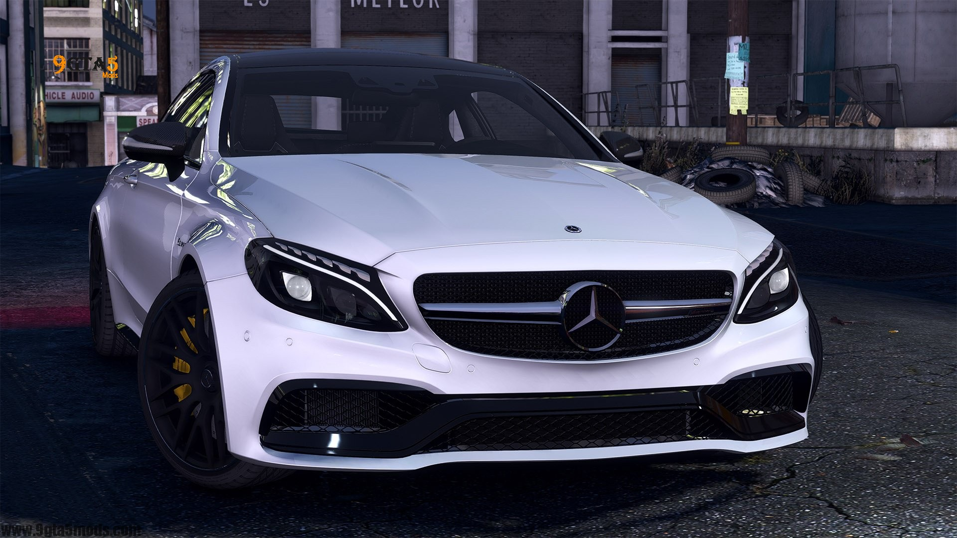 Download 2016 Mercedes C63 AMG S Coupe | GTA 5 Vehicles 3