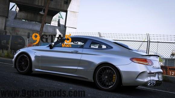 Mercedes Benz AMG C 63 S Coupe 2016 | GTA 5 Vehicles 2