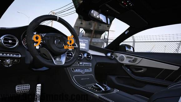 Mercedes Benz AMG C 63 S Coupe 2016 | GTA 5 Vehicles 4