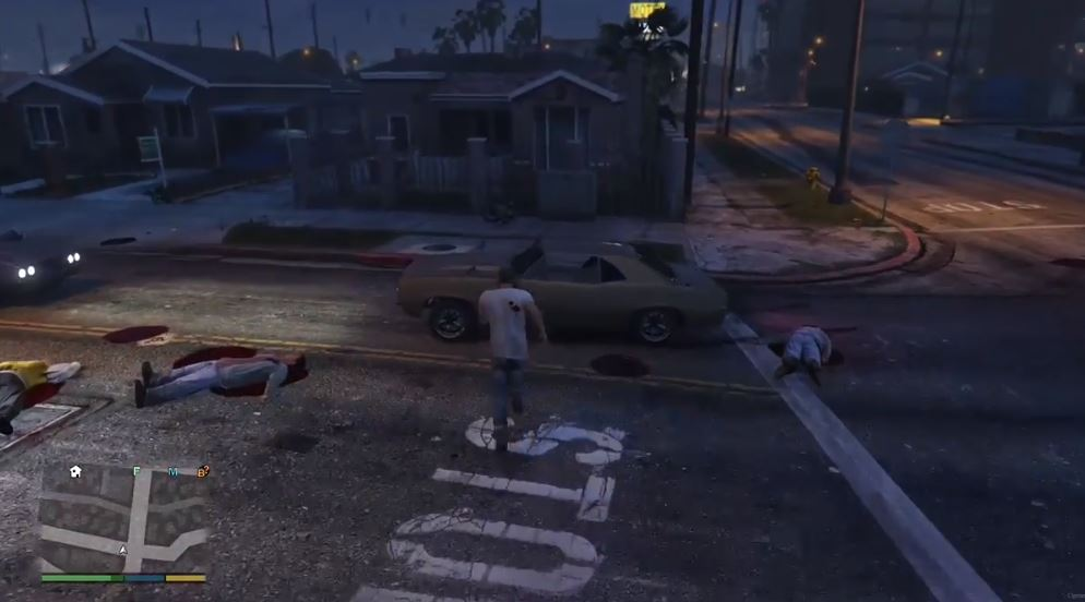 Kill Frenzy GTA V Script Mods - 9GtaMods com