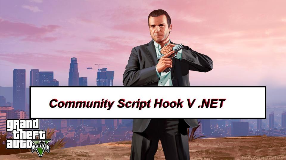 Script Hook V  NET - Gta Mods dotnet - 9GtaMods com