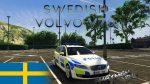 Swedish Police Volvo V70 - Paint Gta 5