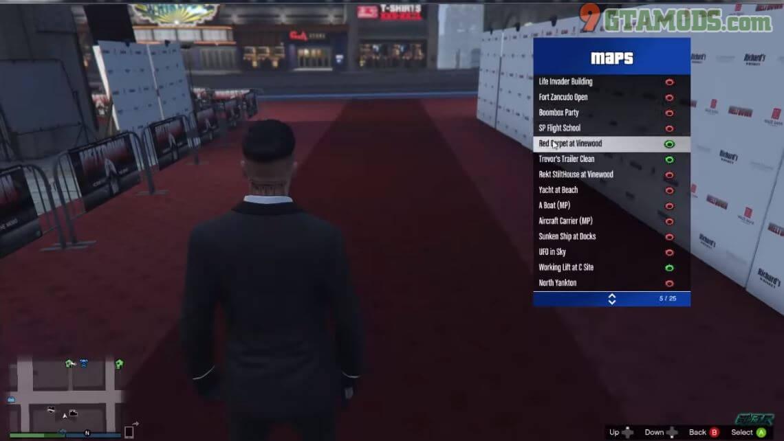 Menyoo pc sp - [Single-Player Trainer Mod Grand Theft Auto V