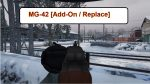 Gun MG-42 [Add-On / Replace] - Weapon GTA V