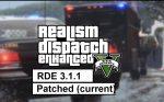Realism Dispatch Enhanced mod for GTA V