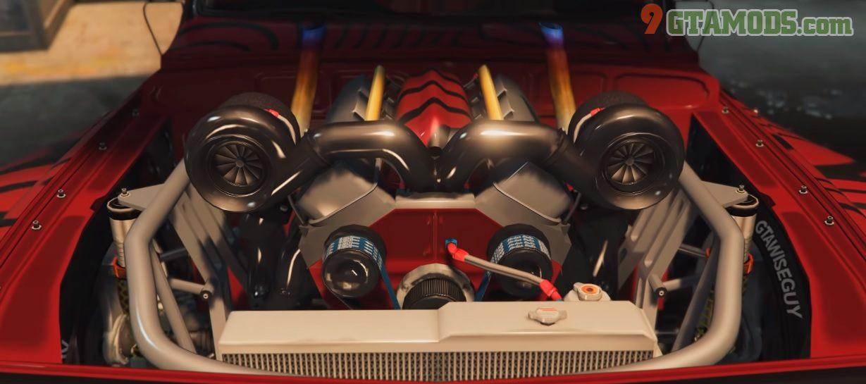 6STR Declasse Drift Yosemite V1.0 - 2