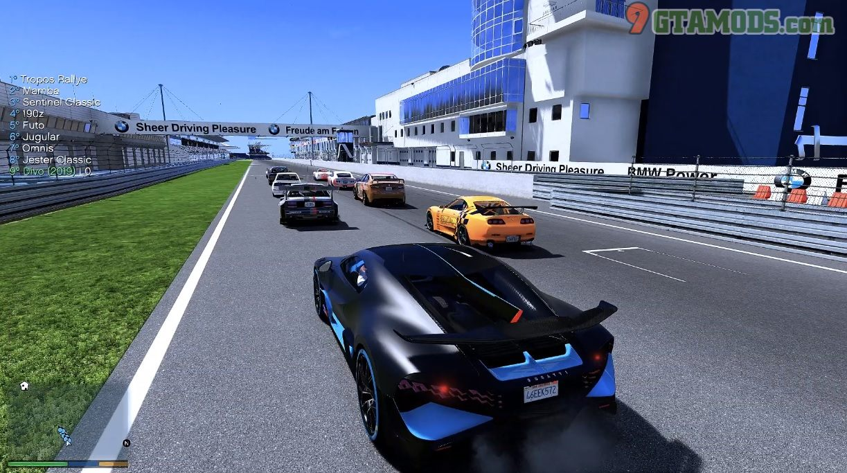 ARS Racetracks for Nurburgring and Lakeside Run V1.0 - 2
