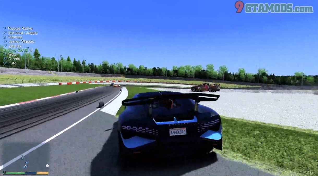ARS Racetracks for Nurburgring and Lakeside Run V1.0 - 4