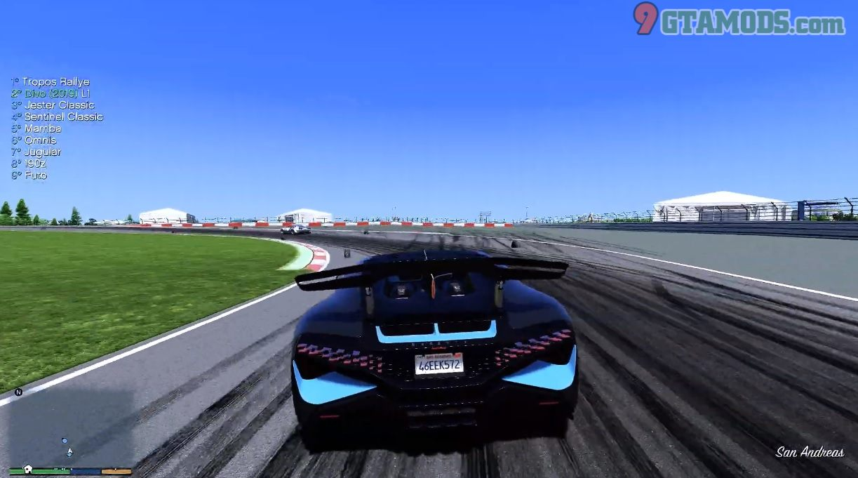 ARS Racetracks for Nurburgring and Lakeside Run V1.0 - 5