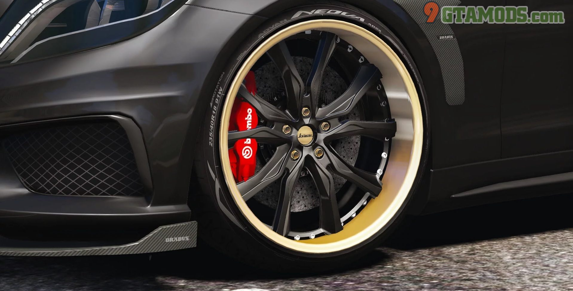 Custom Rare Luxury and Sport Wheels V2 - 1